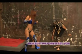 Mapouka danse a nue avec le sexe masculin